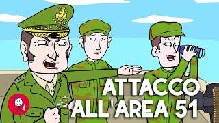 ATTACCO ALL' AREA 51