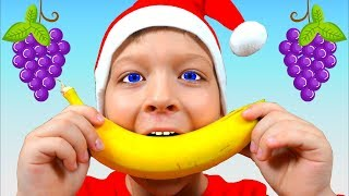 Cancion de las frutas - Canción Infantil   Canciones Infantiles con Max