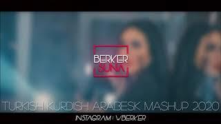 TURKISH KURDISH ARABESK MASHUP 2020 - Ibocan Sarigül feat. Dilan Ergün (Berker Suna Remix) Resimi