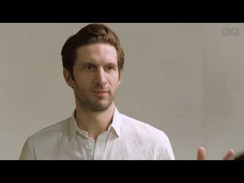 Hidden Trauma: GQ meets Andy Searle | British GQ