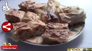 Плацинды из лаваша с творогом | Pies with cheese lavash