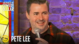 Selling Weed to Your Dentist - Pete Lee - This Week at the Comedy Cellar