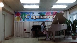 Открытый урок в музыкальной школе. ЗАЙЧИК. В САДИКЕ