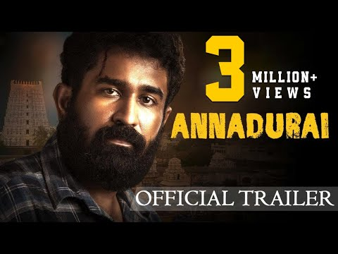 ANNADURAI - Official Trailer | Vijay...