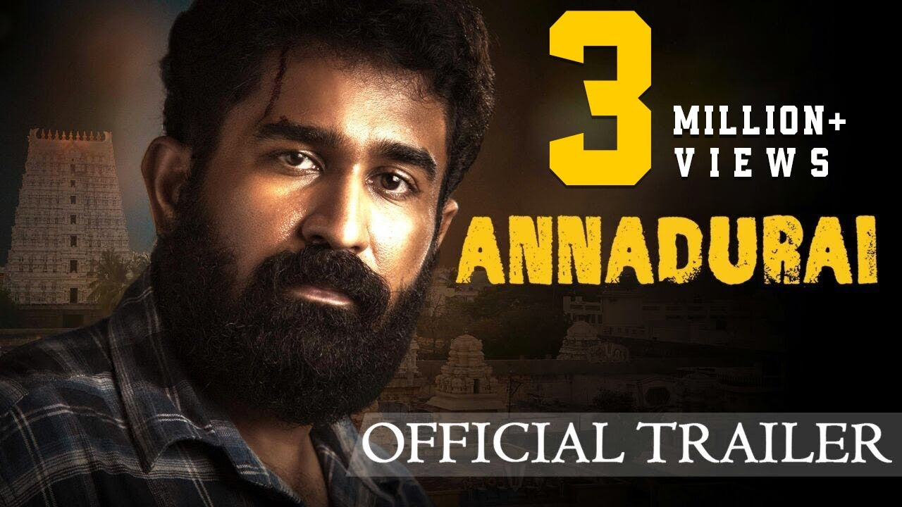 Image result for Annadurai movie Official trailer images