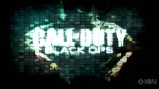 Call of duty: Black Ops Debut Trailer