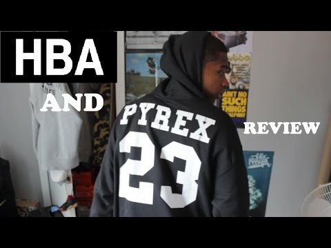 PYREX Vision  & Hood By Air Review From RSVP GALLERY
