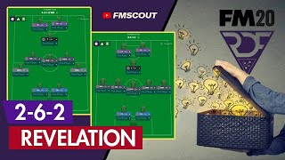 RDFs 2-6-2 Revelation Tactic The FUTURE of Football? A Tactical Revelation | FM20 Tactics