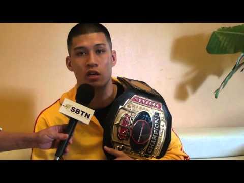 SBTN  STEVEN NGUYEN MMA FIGHTER QNN April 30 2016