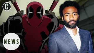 Donald Glover Fires Back at Marvel Over Cancelled Deadpool Series