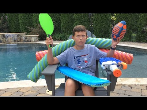Pool Stereotypes(based On Dude Perfect