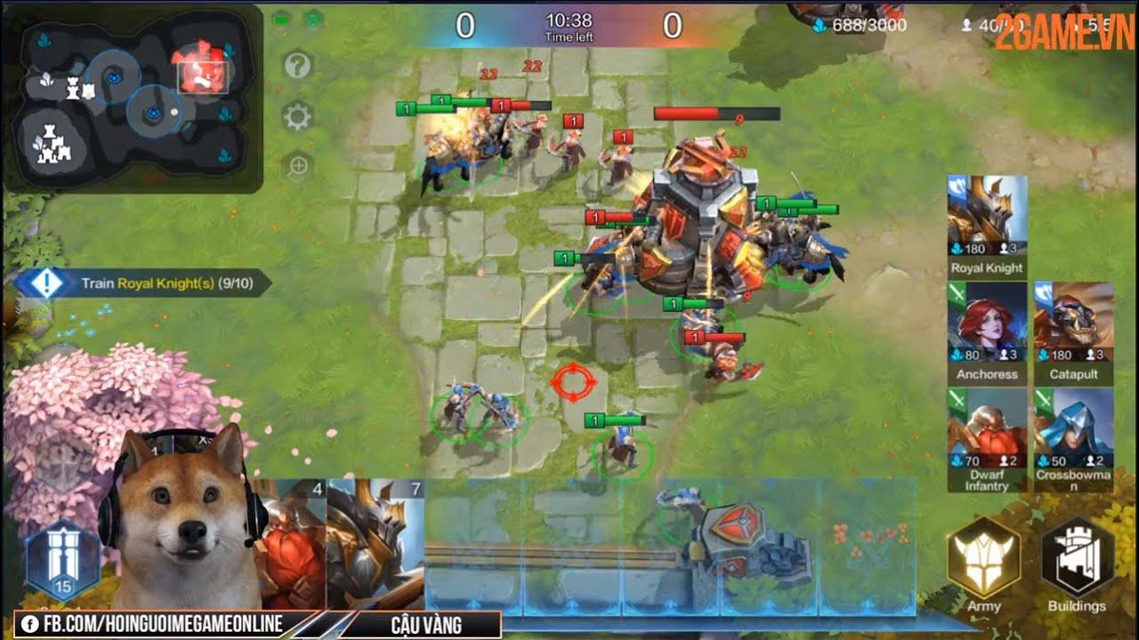 [Trải nghiệm] Warbound Storm – Game RTS có cơ chế điều khiển đơn giản và lối chơi chiến thuật thú vị