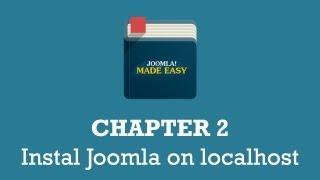 Chapter 2 | Instal Joomla on localhost