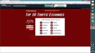 GoldenTraff - заработок за показ рекламы уникальным посетителям сайта
