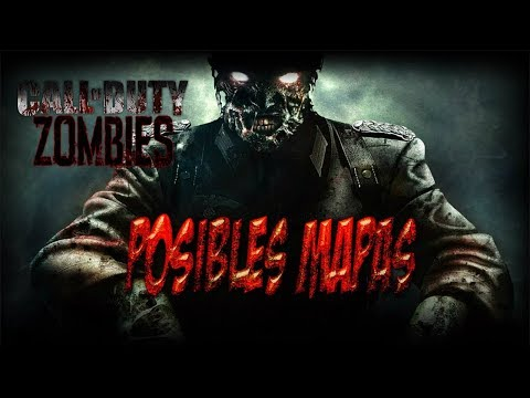 Cod Black Ops 4 Zombies: Posibles mapas Según la Historia