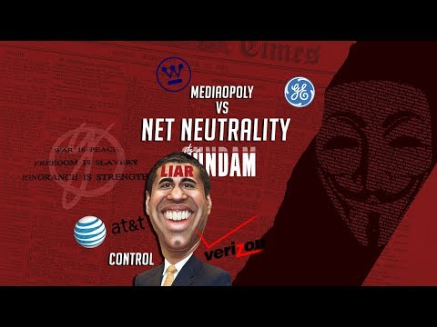 Net Neutrality With a Conspiracy Theorist