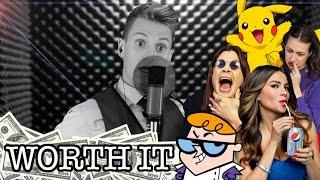 fifth harmony worth it parody