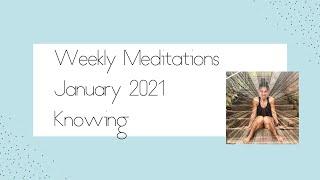 January Week 1