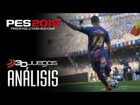 Análisis de PES 2019. ¿El nuevo DREAM TEAM del fútbol?