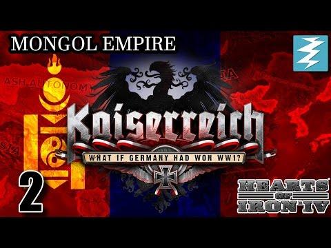 GENGHIS KHAN II [2] Kaiserreich Mod - Hearts of Iron IV HOI4 Paradox