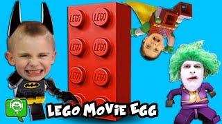 Lego Batman Run App and Surprise Egg with HobbyKidsGaming