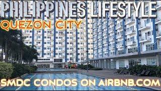 Gambar cover SMDC Condos on Airbnb.com | Metro Manila philippines