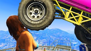 GTA 5 FAILS #2!!! // FUNNIEST FAILS! (GTA 5 Funny Moments Compilation)