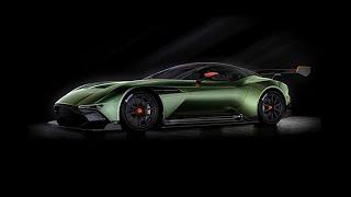 Aston Martin lanzará su auto de carbono que escupe fuego
