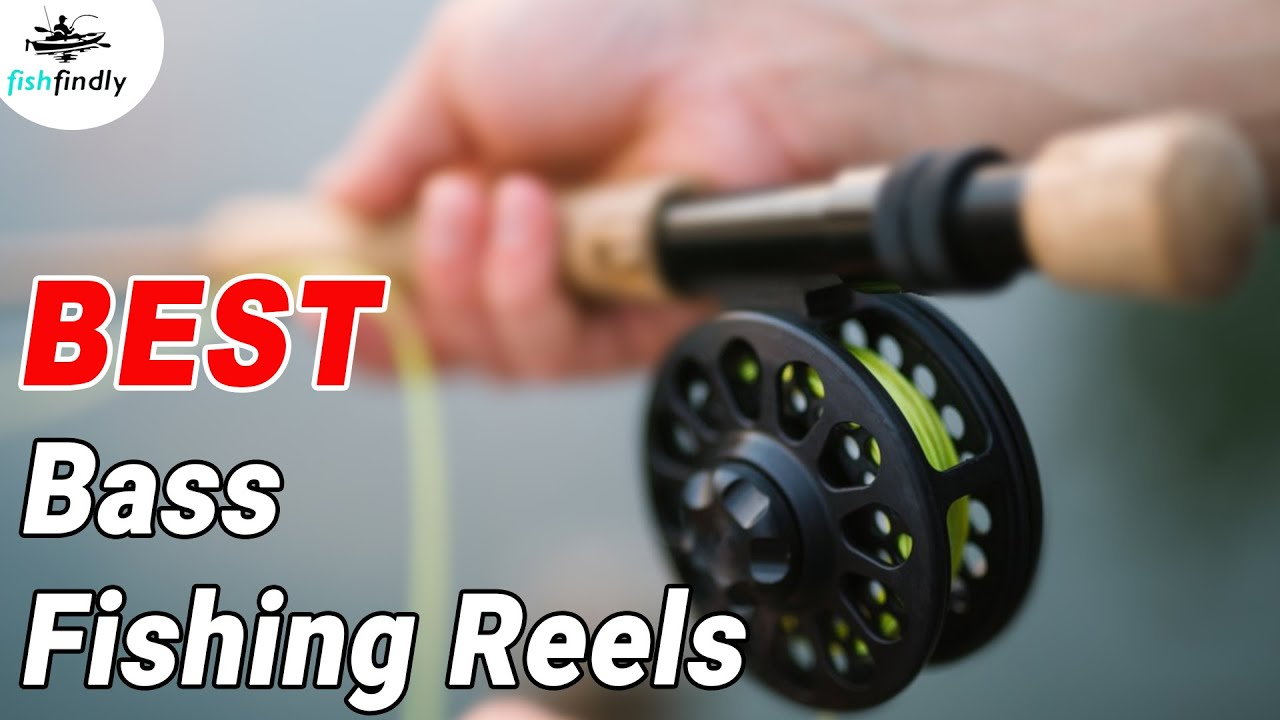 The 7 Best Fishing Reels For Bass – Reviews and Buyer's Guide