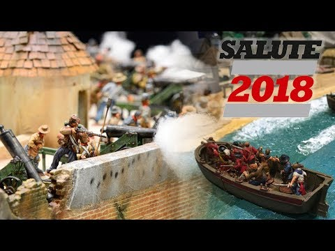 Salute 2018 | Best games of the show and Interviews with their creators