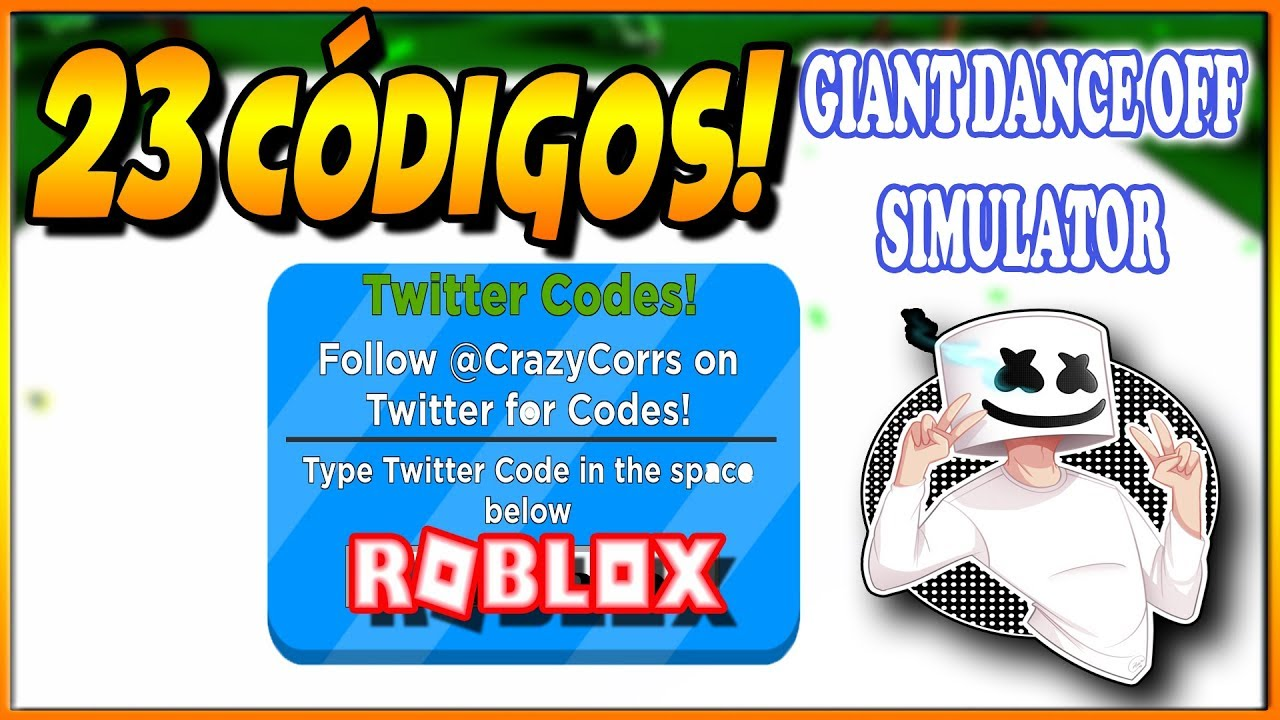Giant Dance Off Simulator Codes – Roblox (August 2019) –