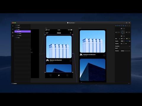 Framer X: Interactive Tools
