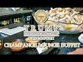 Trump Hotel Buffet Champagne Lounge - YouTube