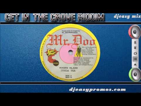 Get in The Groove Riddim Mix aka Up Park Camp Riddim (FULL  1978 - 2000) Mix by djeasy