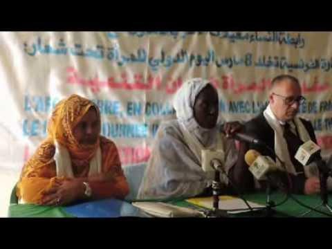 """Salimata Sy de AFCF """"les compétences féminines ne manquent pas."""""""