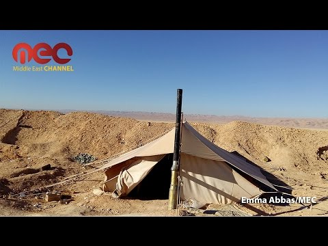 MEC EXCLUSIVE: In the Battlefield of Palmyra