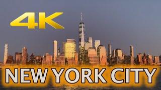 New York City Tour 4K