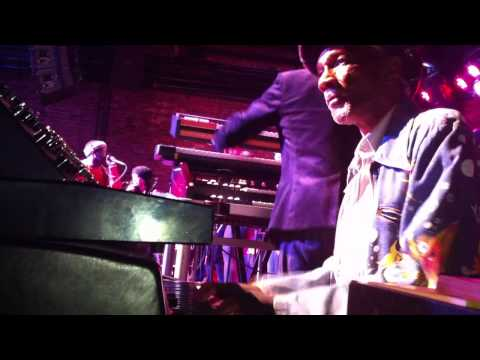 Bernie Worrell Playing His Heart Out
