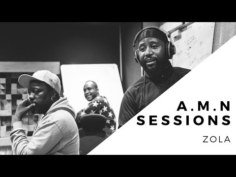 CASSPER NYOVEST A.M.N SESSIONS: ZOLA (EPISODE 1)