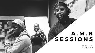 Download Mp3 Cassper Nyovest A.m.n Sessions: Zola  Episode 1