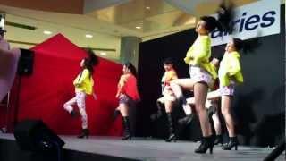 Fairies イオンタウン高崎 2012.07.01.