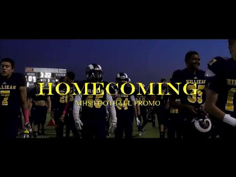 Millikan High School Homecoming Promo