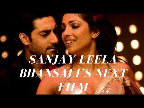 Sanjay Leela Bhansali's Next Film Abhishek Bachchan  Priyanka Chopra Shahrukh khan