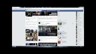 Tuto pour enregistrer vidéo Facebook sur son PC