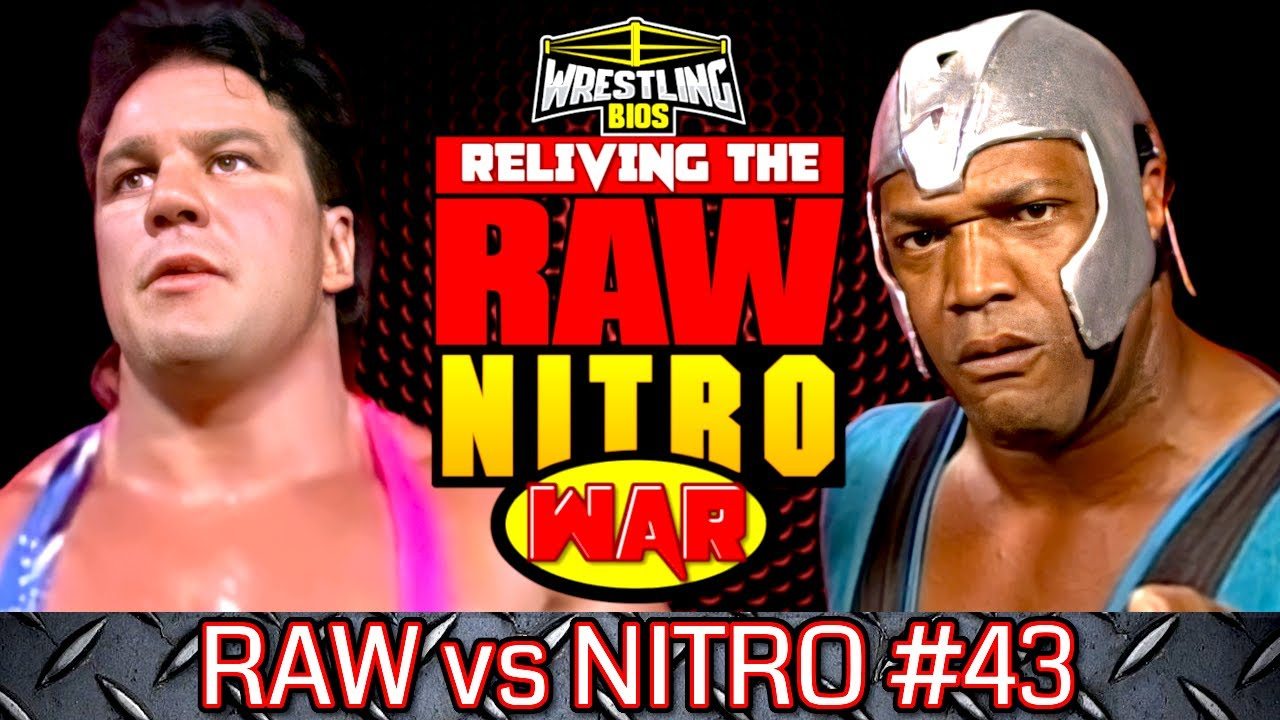 """Download Raw vs Nitro """"Reliving The War"""": Episode 43 - July 29th 1996"""