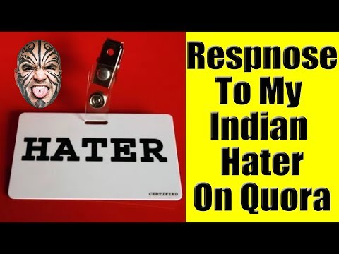 Quora Hater Writes Against Loy Machedo - Loy Machedo Responds