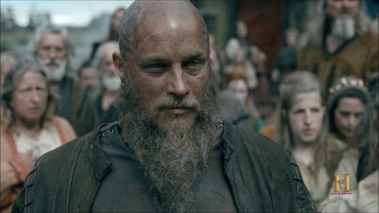 Download Ragnar's Speech ''King Ubbe'' Season 4 Ep 11