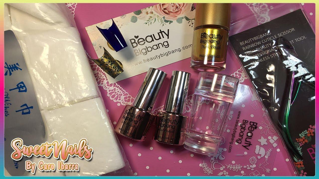 Estampador De Sellos Para Uñas Geles Baratos Y Más Productos De Uñas Beauty Bigbang