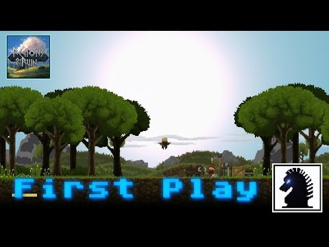 NS First Play - Regions of Ruin  