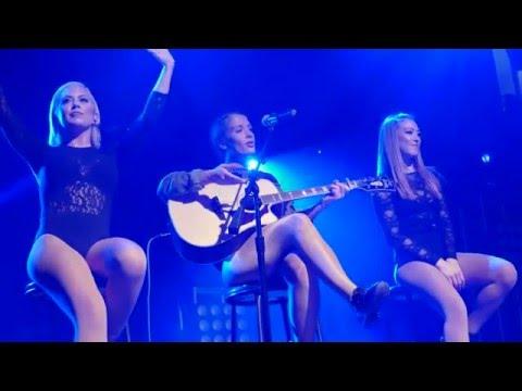 Niykee Heaton - Lullaby LIVE HD (2015) Los Angeles El Rey Theatre